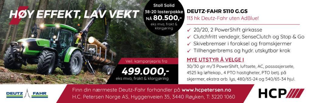 Deutz-Fahr 5110 G.GS