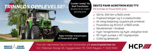 Deutz-Fahr 6120 TTV