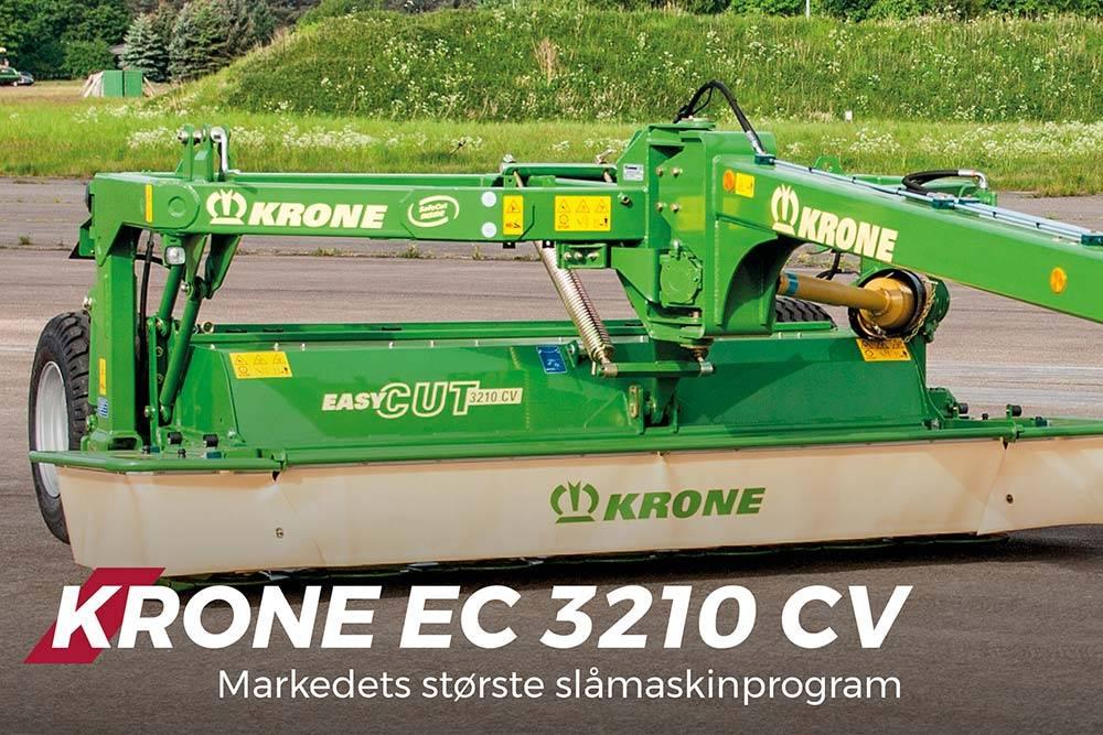 Krone EC 3210 CV