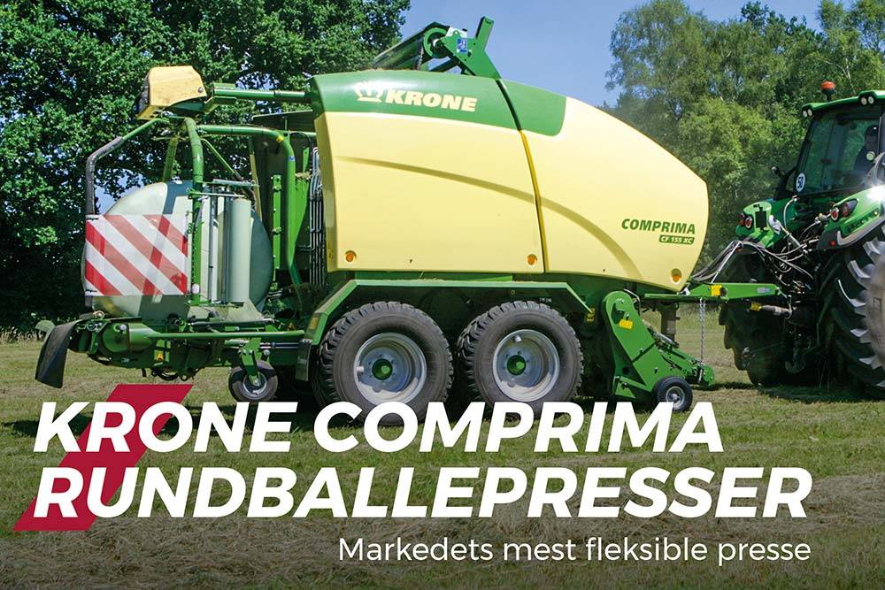 Krone annonce